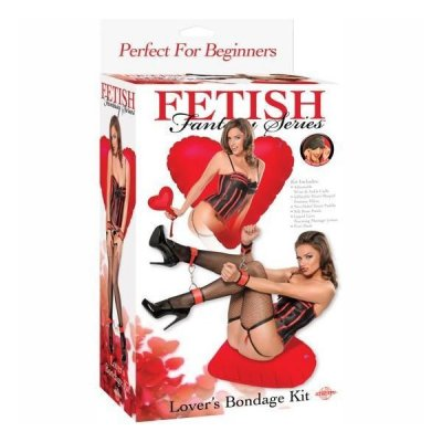 Fetish Fantasy - Lovers Bondage Kit